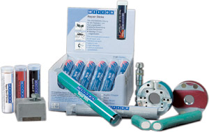 WEICON Repair Sticks- The uncomplicated solution for all repair and maintenance work